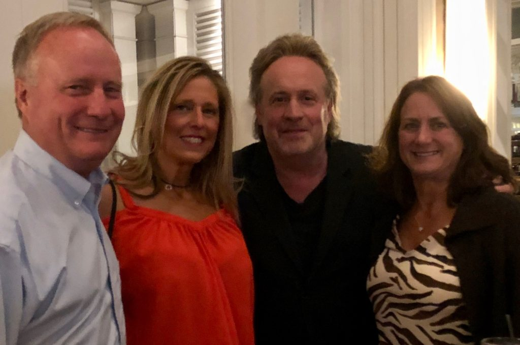 With Tracy, Congressman Dave Joyce and his wife 2019