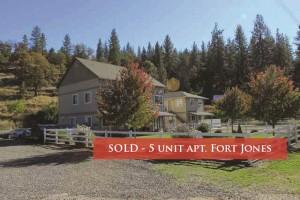 Sold-Fort-Jones-5-unit-apartment1