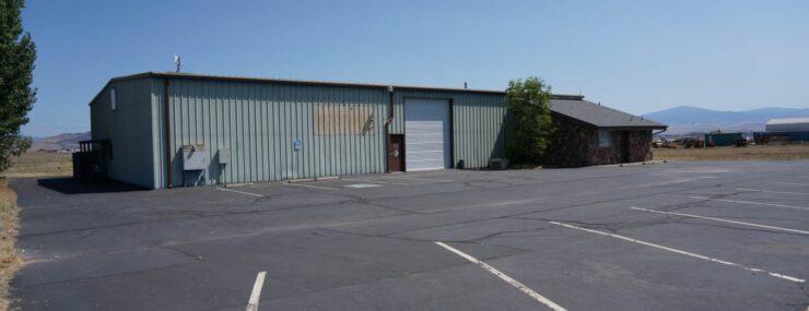 Yreka CA Industrial Commercial building