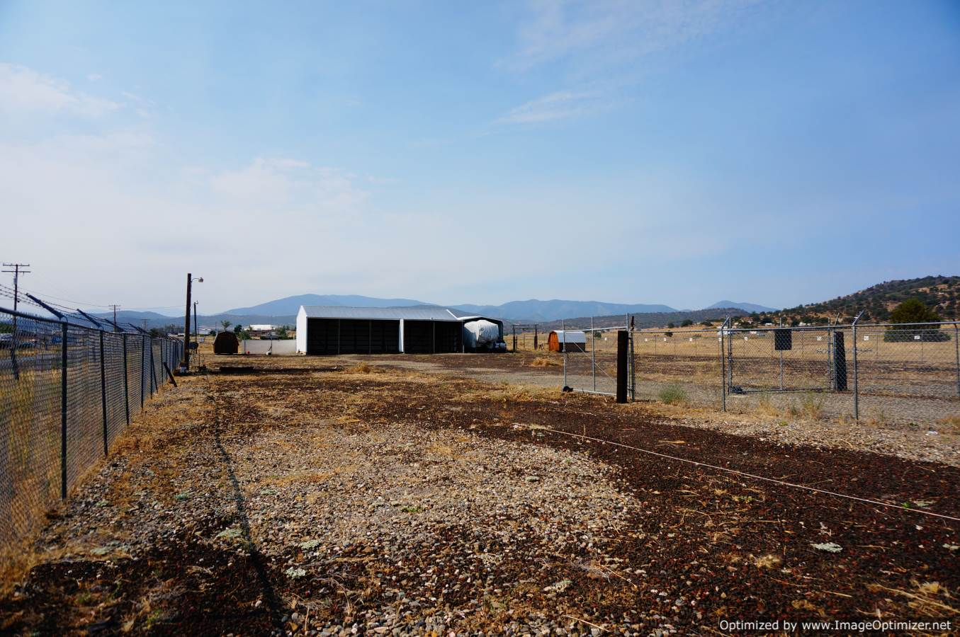 Yreka CA M1 zoned property for sale | 1379 Yreka Ager Rd.