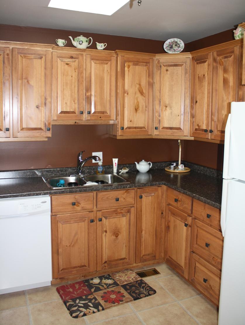 pine cupboards
