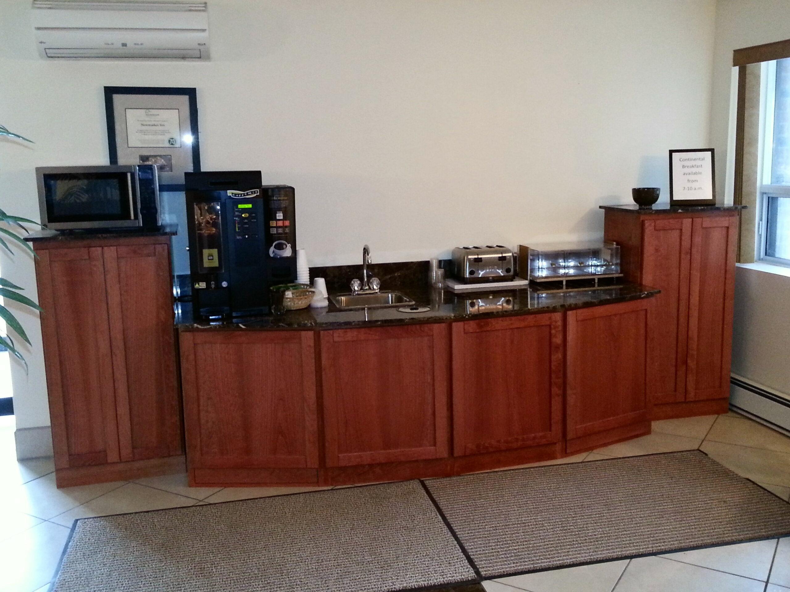 Custom made Office Coffee Break Cabinets