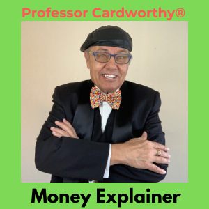 Professor Cardworthy®