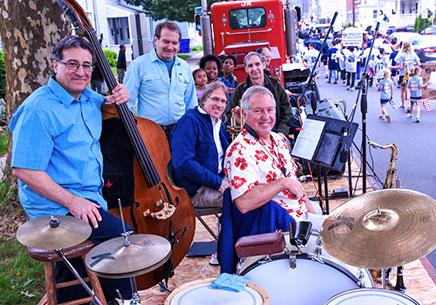 Trevor Davis Dixieland Jazz Band