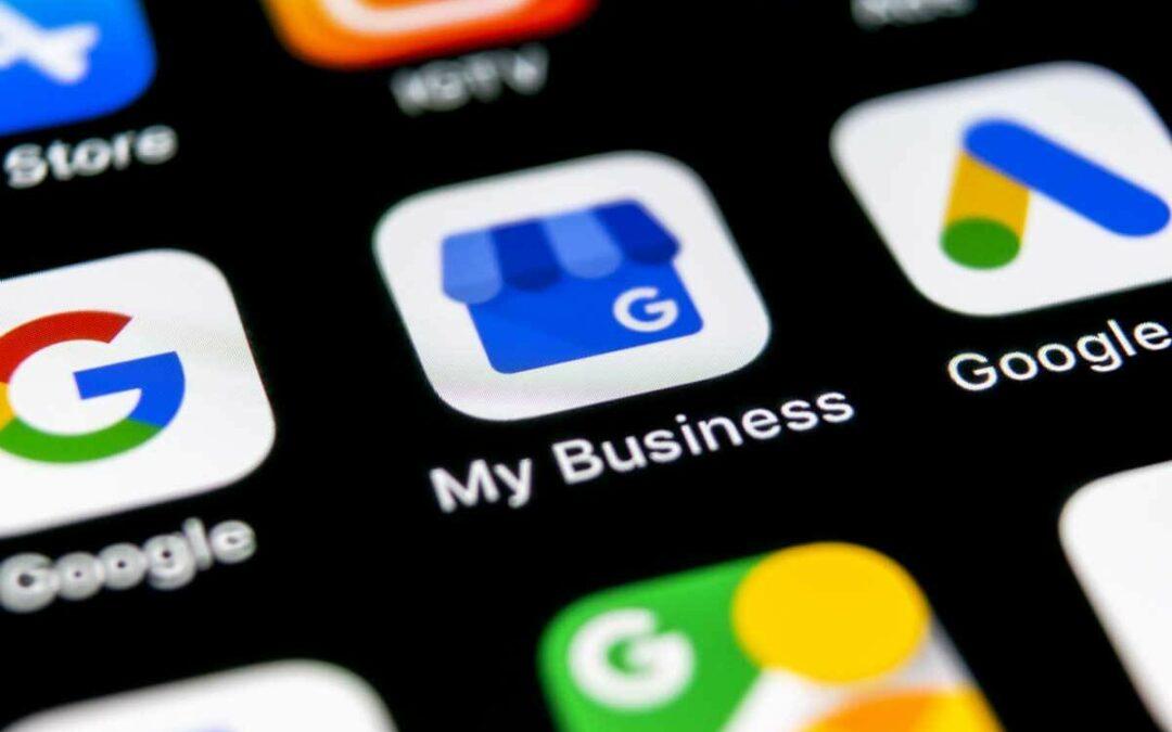 Google My Business Marketing Cheatsheet