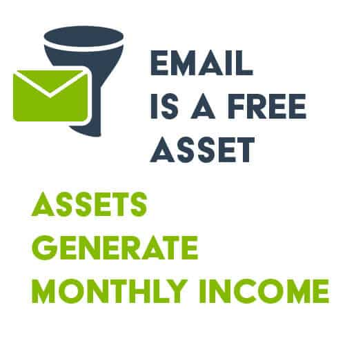 EMAIL IS AN ASSET