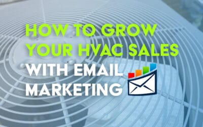 Email Marketing Strategy | HVAC Business | Email Campaign
