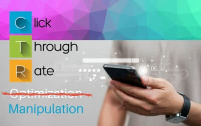 Click Through Rate Optimization – Is CTR The New Backlink?