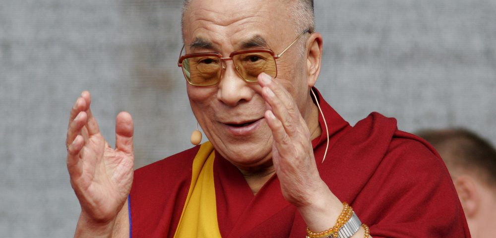 "Beyond Belief: The Common Threads of Religion"", featuring the Dalai"
