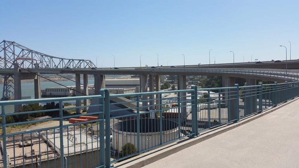 'BRIDGE TO BRIDGE' BAY AREA CROWN JEWEL BIKE RIDE (OR HIKE IT) – CARQUINEZ TO BENICIA BRIDGES