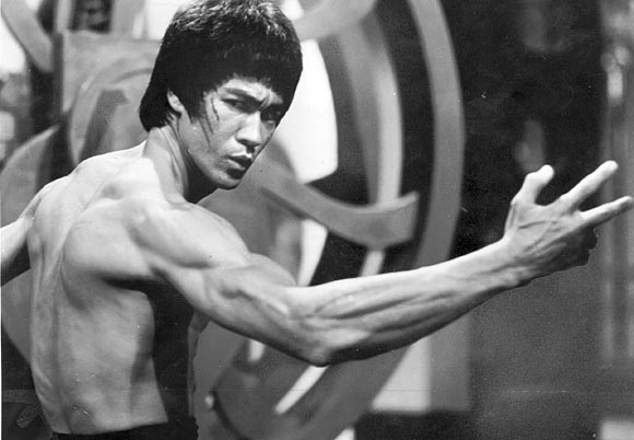 bruce lee was my first medical school professor