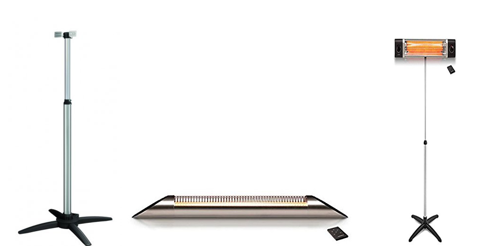 Veito® Heater Stand or Not a Stand