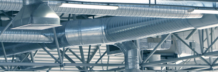 Hughes Environmental performs Commercial duct cleaning