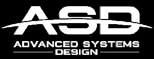 asd white logo