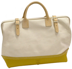 Canvas/Leather Bags