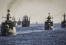 Iran stages huge naval war games in the Indian Ocean after being put 'on notice' by Donald Trump