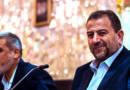 "Deputy Hamas Leader: Iran is our ""Main and Primary Benefactor"""