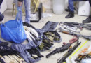 Two Iranians arrested in a raid of a Sofia warehouse containing a huge weapons arsenal