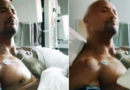 Iranian TV censors cover up the Rock's nipple