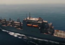 VIDEO: IRGC drones circle above US naval fleet in Persian Gulf