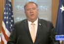 Secretary of State Mike Pompeo announces ending sanctions waivers to countries importing oil from Iran