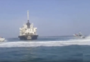 Video: Moment when IRGC Navy seizes fuel smuggling foreign tanker