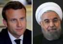 Khomeinist Regime friendly media falsely claims Macron invited Rouhani to G7 Summit in Biarritz