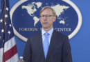 U.S. Special Envoy Discusses Extending Iran Arms Embargo, Travel Ban At the United Nations Security Council Meeting