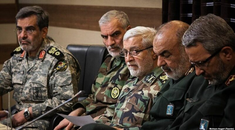 Iranian Commanders Threaten The US In Case Of Any Attack