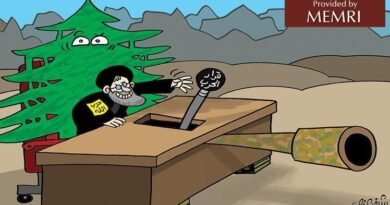 """Hizbullah"""" usurps the Lebanese state's authority to make """"decisions on war"""""""