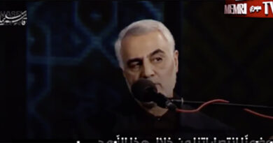 Quds Force Commander Soleimani Posts Video After Yemeni Drone Attacks in Abqaiq & Khurais