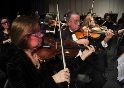 CSO-violins