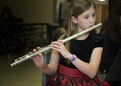 Youth Orchestra CSO flute