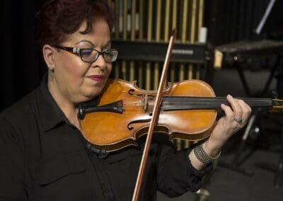 violin member-CSO
