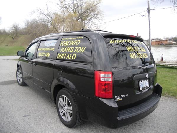 AA Taxi Niagara Airport Limo Service