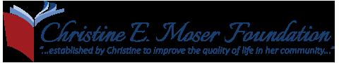 Christine E. Moser Foundation Logo
