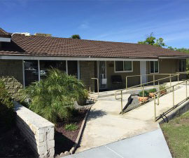 San Diego small assisted living home