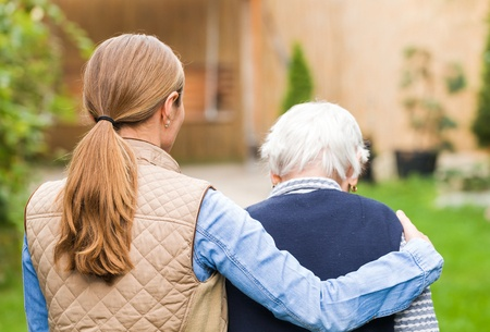 Elderly loved one needs dementia daycare