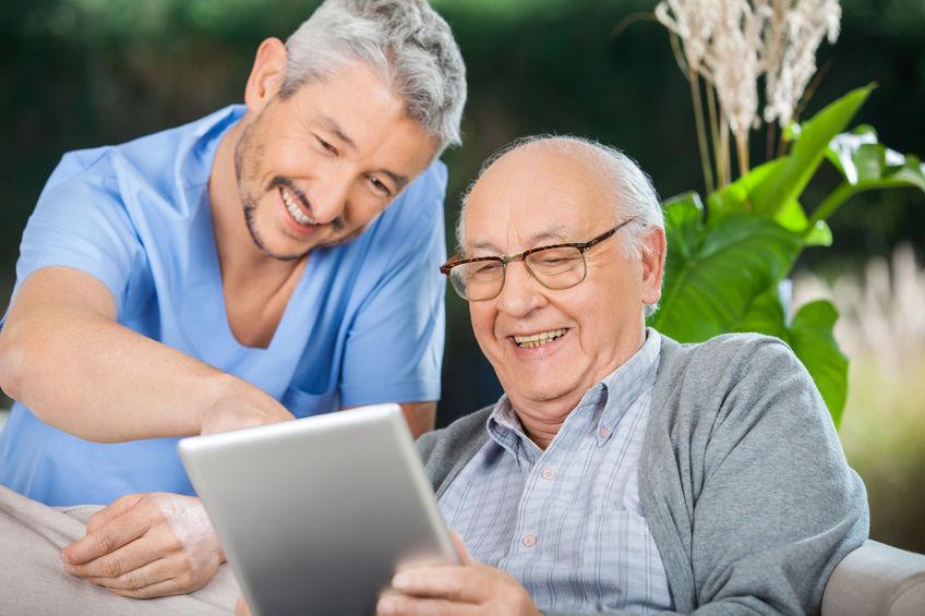 In home elderly help