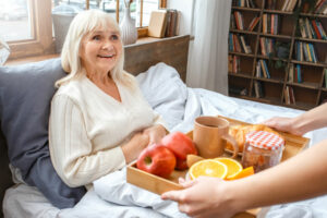 Elderly care at home in San Diego