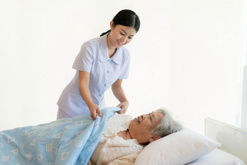 San Diego elderly nursing home
