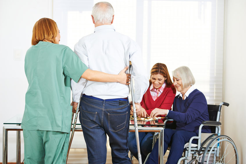 Nursing homes in San Diego Count