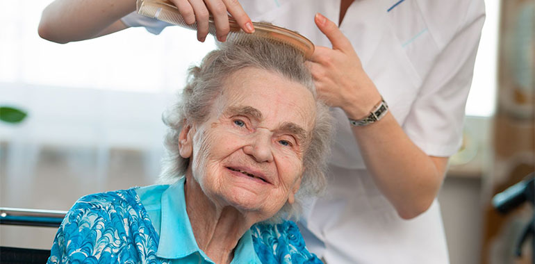 San Diego Alzheimers Care Facility