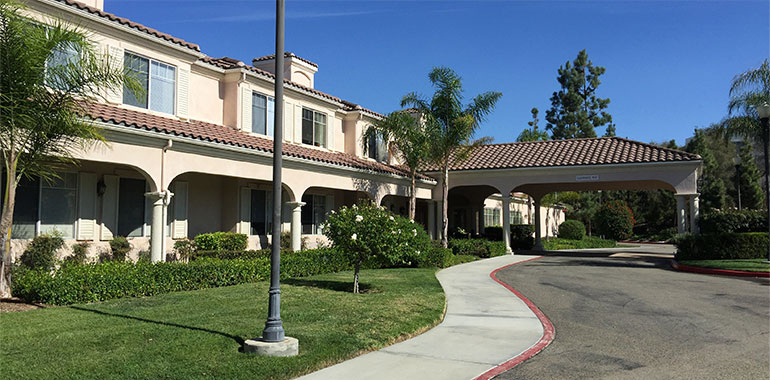 Oceanside assisted living