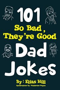 gifts for him dad joke book