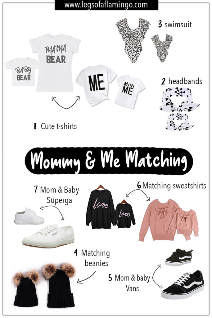 mommy and me matching