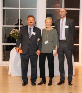 Rudi Roeslein receives Energy Vision Leadership Award
