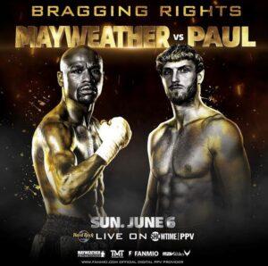 Mayweather vs Paul