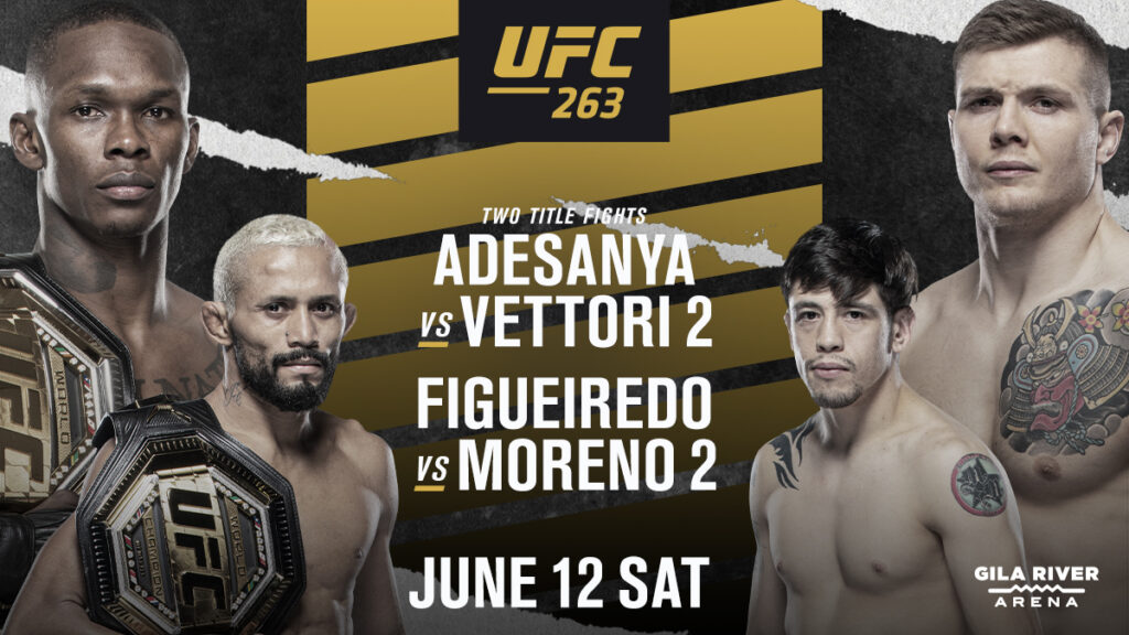 UFC 263 - Jun 12 2021