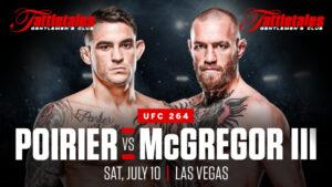 UFC 264 PPV -Poirier vs. McGregor 3